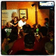 Photo taken at Mickey Byrne's Irish Pub by Mark on 9/13/2014