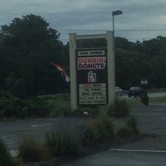 Photo taken at Dunkin' Donuts by Beverly B. on 7/5/2014