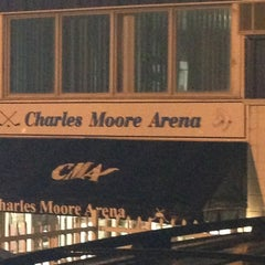 Photo taken at Charles Moore Arena by Beverly B. on 12/29/2012