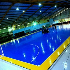 Photo taken at Meazza Futsal by Ind S. on 7/12/2015