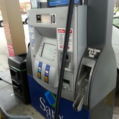 Photo taken at Sam's Club Gas by Stephen G. on 3/23/2013