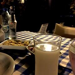 Photo taken at Pinar Otel beach club by Murad G. on 8/29/2015