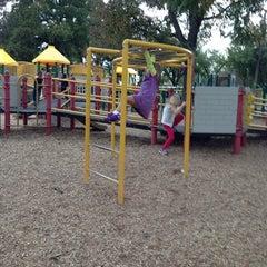 Photo taken at Barton Springs Playground by Dandi N. on 11/30/2013