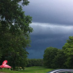 Photo taken at Cantigny Golf Course & Clubhouse by Lisa F. on 6/21/2014