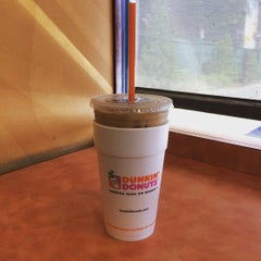 Photo taken at Dunkin Donuts by Matthew L. on 8/7/2015
