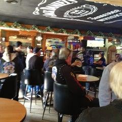 Photo taken at Dante's Countyline Saloon by Srdjan B. on 8/4/2013