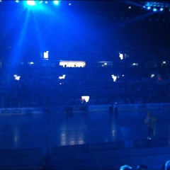 Photo taken at Arena Ice Fever 2012 by Boris B. on 11/18/2012