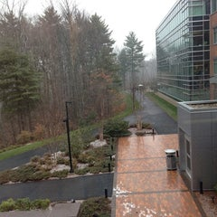 Photo taken at ESPN Building 13 by Anthony L. on 11/27/2012