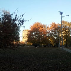 Photo taken at Парк Хиподрума by Enna P. on 10/20/2012