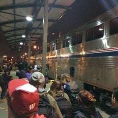 Photo taken at Memphis Central Station by Jerome H. on 4/7/2014