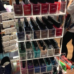 Photo taken at American Apparel by Christine C. on 11/4/2012