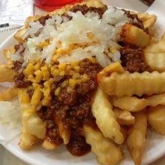 Photo taken at Kraze Burgers by Serella J. on 1/1/2013