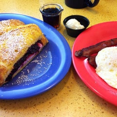 Photo taken at Polly's Pies - Norco by Jim M. on 7/16/2013