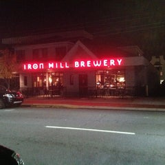 Photo taken at Iron Hill Brewery & Restaurant by Cary S. on 11/14/2012