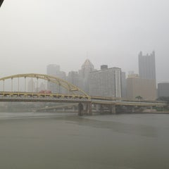 Photo taken at Pittsburgh, PA by Laura S. on 8/1/2013