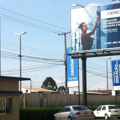 Photo taken at FAMEC - Faculdade Metropolitana de Curitiba by Dorian G. on 11/21/2012