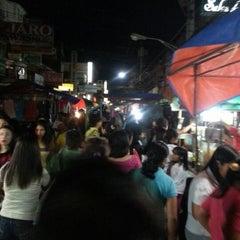 Photo taken at Lipa City Night Market by Jhon Philip T. on 12/12/2012