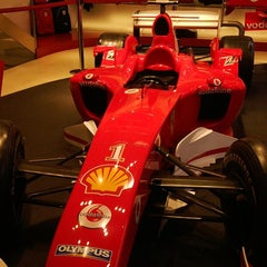 Photo taken at Ferrari Store by John II B. on 2/8/2013