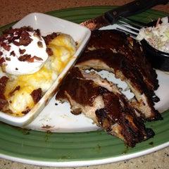 Photo taken at Applebee's by Joe #. on 10/20/2012