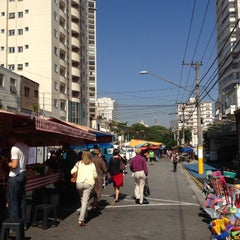 Photo taken at Feira Livre by Sérgio M. on 4/30/2013