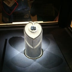 Photo taken at Hope Diamond Exhibit by Jungsoo L. on 7/15/2013