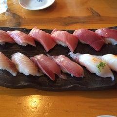 Photo taken at Okoze Sushi by Vishal K. on 3/15/2014