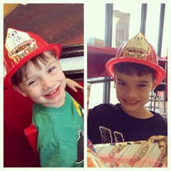 Photo taken at Firehouse Subs by Jennifer C. on 7/7/2014