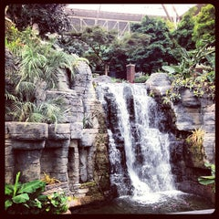 Photo taken at Gaylord Opryland Resort and Convention Center by Ben S. on 12/28/2012