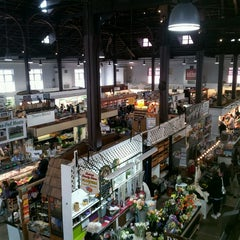 Photo taken at Lancaster Central Market by Tho L. on 3/23/2013