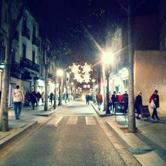 Photo taken at Gran de Sant Andreu by TheWildnene . on 12/21/2012