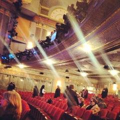 Photo taken at Neil Simon Theatre by Harrison W. on 12/2/2012