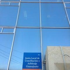 Photo taken at Junta Local de Conciliación y Arbitraje de la Ciudad de Guanajuato, Gto. by Beto M. on 1/25/2013