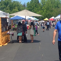 Photo taken at San Ramon Thursday Farmers' Market by Tawni L. on 5/3/2014