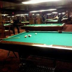Photo taken at Amsterdam Billiards & Bar by Ashley Ambroise N. on 5/19/2013