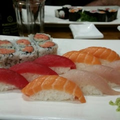 Photo taken at Sushi Ya by Melissa J. on 2/15/2015