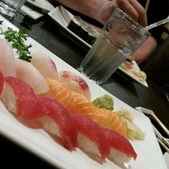 Photo taken at Sushi Ya by Melissa J. on 5/3/2015
