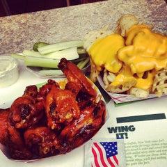 Photo taken at Buffalo Joe's by Anthony U. on 8/20/2013