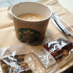 Photo taken at Starbucks by Allie P. on 7/22/2013