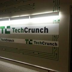 Photo taken at TechCrunch HQ by Nati (Neil) K. on 12/11/2013