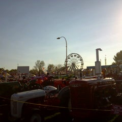 Photo taken at Clay County Fair Grounds by Robert F. on 9/15/2012