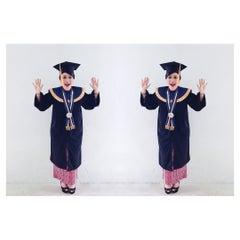 Photo taken at Universitas Al Azhar Indonesia by Sari R. on 8/17/2015