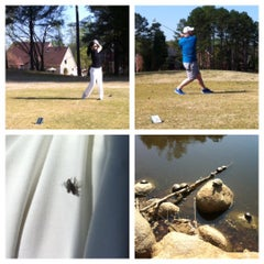 Photo taken at Birkdale Golf Club by Sandra K. on 4/12/2014