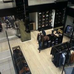 Photo taken at BOSS Store by Arnaud P. on 12/14/2012