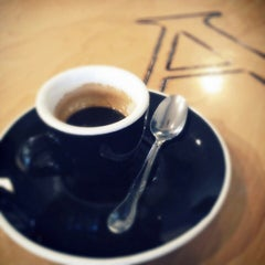 Photo taken at Anodyne Coffee Roasting Co by Mike M. on 11/21/2012
