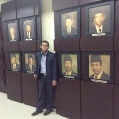 Photo taken at Kementerian Agama RI by Romi S. on 3/12/2015