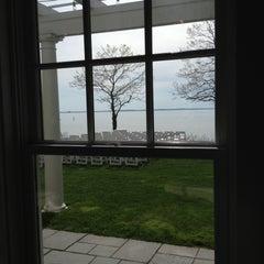 Photo taken at Chesapeake Bay Beach Club by Charles O. on 4/21/2013