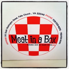 Photo taken at Meat in a Box by Chris A. on 7/29/2013