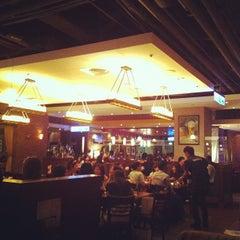 Photo taken at Gordon Biersch by Gary W. on 10/9/2012