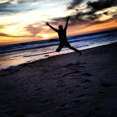 Photo taken at Jalama Beach by Edgarr G. on 5/24/2013