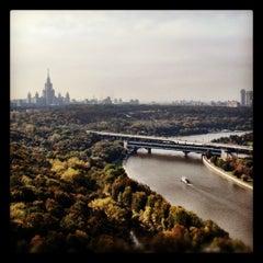 Photo taken at Sky Lounge by Vitaliy K. on 9/22/2012